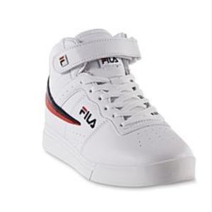 FILA HIGH TOP SNEAKERS
